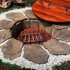 Make Inground Fire Pit