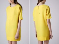 Spring-a -ling-a-ling! Topshop Tunic