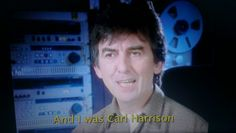George Harrison talked about what would be his stage name - The Beatles Anthology