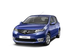 Dacia Sandero - Front end restyle proposal.