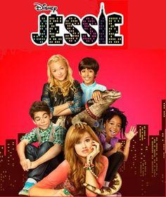 Disney Channel Noticias: Jessie 1° temporada HDTV