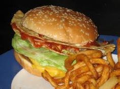 JUMBO JACK BURGER  Jack in the Box Copycat Recipe   Makes 1 Sandwich   Beef  I suggest using factory frozen 1/4 pound beef patties from ...