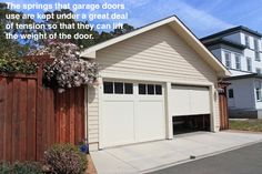 The garage door on your home may work without any problems for many years, only to suddenly fail at an inopportune time. When this happens, do not try to fix the mechanism yourself. Instead, keep yourself safe from harm by contacting a local garage door repair firm.
