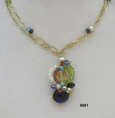 Anna Balkan/Necklace $279