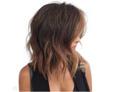 Cieniowane fryzury będą hitem w 2016 roku! Zobaczcie, jak modnie ściąć włosy - Strona 10