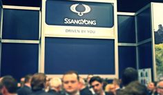 #BiB #BlackisBlue #SsangYong