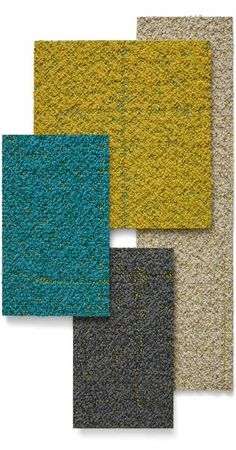 Plus a red and brown. Create playful flooring with Desso Iconic carpet. A unique tufting technique gives … Room Carpet, Carpet Tiles, Carpet Flooring, Rugs On Carpet, Floor Texture, Rug Texture, Carpet Design, Floor Design, Metting Room
