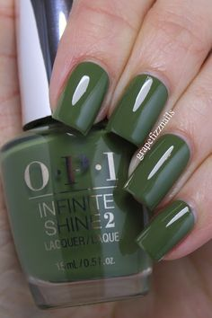 258 Best Green Nails images in 2019 | Fingernail designs, Nail ...