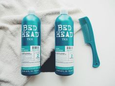 Bed Head TIGI Shampoo and Conditioner - Sophienderella