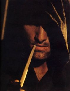 One of my favorite fictional characters ever created- Aragorn.