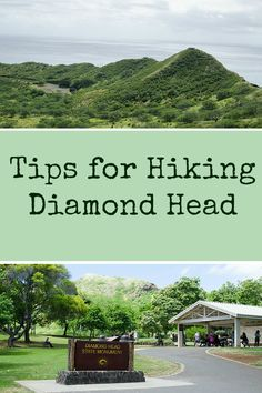 How to Hike Diamond Head: A step-by-step guide of when to go, what to wear, what to bring, and what to expect on Oahu's most popular hike.