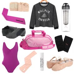 What's in my dance bag? Dance bag essentials