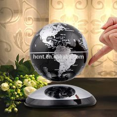 Magical Gift! 2015 Magnetic Levitation Globe for Decoration #tennis_basket, #gift