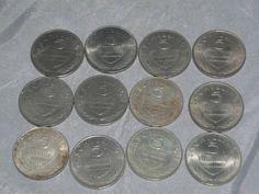 Details Zu 4 Stück 10 Schilling Münzen österreich Silber