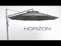The Horizon Cantilever Umbrella Is Perfect For Residential Environments, and Comes In Many Colours To Suit The Décor Of Any Patio. Outdoor Patio Umbrellas, Outdoor Umbrella, Outdoor Decor, Cantilever Umbrella, Innovation, Centre, Range, Home Decor, Cookers
