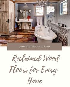 rustic + glam  www.oldewoodltd.com  #reclaimed #reclaimedwood #woodworking #rusticchic #hardwoodfloors #woodfloors #finewoodworking #elledecor #breakingground #rusticdecor #customhomes #woodgrain #instahome #rusticstyle #interiordesign