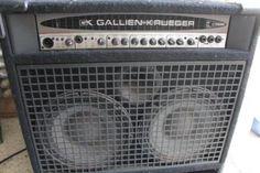 Bass Amp von GALLIEN KRUEGER 700 RB COMBO in Mecklenburg-Vorpommern - Gnoien | Musikinstrumente und Zubehör gebraucht kaufen | eBay Kleinanzeigen