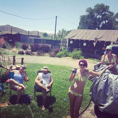 What's better than cornhusk bikinis? Redneck pool party! #gishwhes2016 #bestest #teamanarchyandchaos #summer #cornhuskbikinis #redneckpoolparty #truckpool #budlight #myfamilyrocks #rednecklife #myfriendsrock