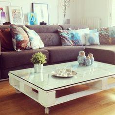New post! Hazte tu propia mesa de palé  http://planb.annaevers.com/diy-mesa-pale/