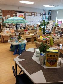 I become really excited when educators send me photographs of their classroom transformations!  There is something about classroom design...