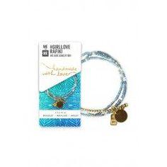 Me to We Shop - #GirlLove+Rafiki+Bracelet