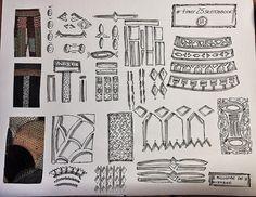 III milliande de III: Timer 25 Sketchbook Studies - Day 4