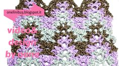 in this tutorial I present you a beaytiful and colourlfull stitch that can be trasformed into blankets , pillows, tabel runners, scarfs, ecc follow me on fb ...