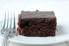 Chocolate Texas Sheet Cake Recipe
