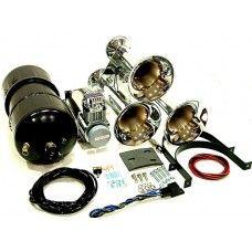 Train horn kit.