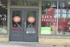 Lily's Cookies San Antonio Bakery Storefront
