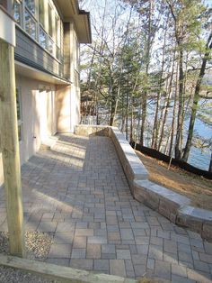 Permeable paver systems can be used for patios and walkways. Permeable… :: Hometalk