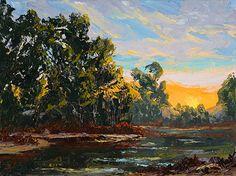 Running River, Fading Sun