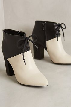 leather colorblock boots #anthrofave http://rstyle.me/n/smjhdr9te