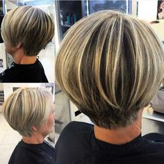 15 Short Haircuts for Thick and Straight Hair - Love this Hair