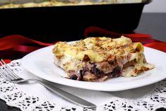 Le lasagne radicchio, noci e gorgonzola sono un goloso e corposo primo piatto vegetariano, perfetto per una domenica d'inverno!