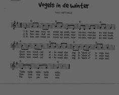 Liedjes winter - Digibord Onderbouw