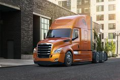 """Freightliner's new Cascadia® will now be offered in a 60-inch raised roof sleeper model in both 116- and 126-inch BBC platforms – adding to the number of configurations available for the groundbreaking truck model. """"Driver experience is a key part of our Real Cost of Ownership proposition, and this is another solution the new Cascadia …"""