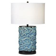 Prince of Tides Table Lamp