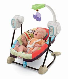 Green We Take Customers As Our Gods Bright Starts Pattern Pals Walker Baby