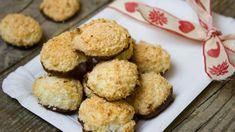 Kokosanki z czekoladowym spodem – Przepisy Thermomix #kokosanki #thermomix #deser #recipe #recipeoftheday #przepisy #przekąska