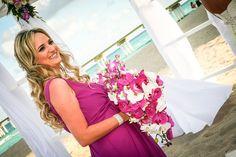 #bridalparty #beachsideceremony #pink #flowers #arch #wedding #destination #miami #sunnyisles #florida #beach #beaches #beachside #ceremony #hotel #resort #travel #ocean #beautiful #tropical #venue #flowers #seating #chairs #sand #dream #decoration #decor #party