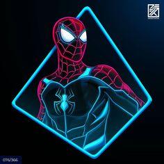 Spiderman Black Cat, Spiderman Art, Amazing Spiderman, Deadpool Wallpaper, Avengers Wallpaper, Marvel Art, Marvel Heroes, Ms Marvel, Captain Marvel