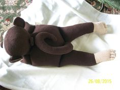 małpka tył