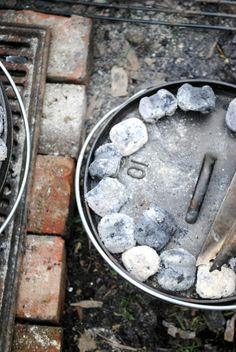 Ring of coals