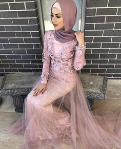 75 Best Hijab Prom Dress Images In 2019 Bride Dresses Prom