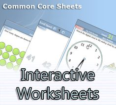vaCommonCoreSheets.com - A great resource for math, science, language arts and Social Studies worksheets.