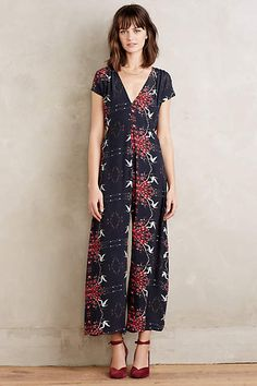 Ilha Jumpsuit - anthropologie.com