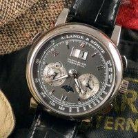 A. Lange & Söhne - Hommage d'un nouveau propriétaire de Datograph Perpetual Calendar | WorldTempus