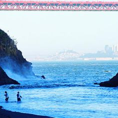 Northern California's best late-summer beaches