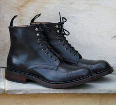 Shackleton / Cheaney Handmade Crew Boots. Limited Edition. - Shackleton Company - 4